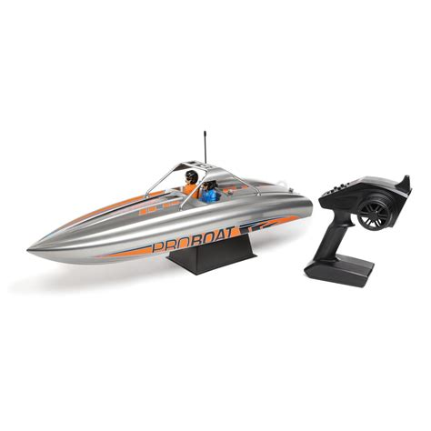 rc jet boat river proboat river jet boat 23 inches r c rtr self righting