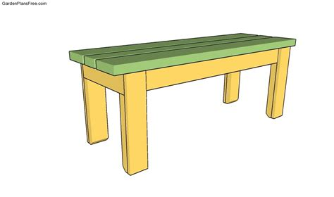 plans for a wooden bench simple wooden bench plans online woodworking plans