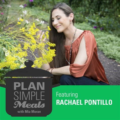 Trouble Is Cooking For Rachael by Our Skin With Rachael Pontillo Plan Simple Meals