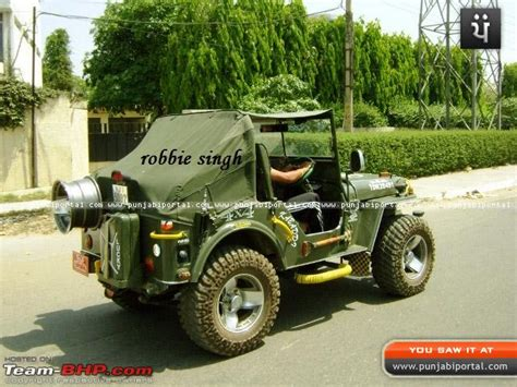 Open Jeep Price In Moga Pics Of And Wacky Mod Page 819 Team Bhp