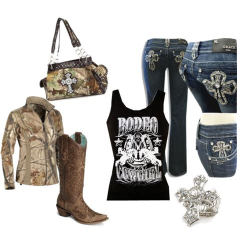 country style clothing for rodeo she s country