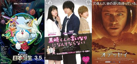 movie box office march 2016 japan box office ranking week of mar 5 6 j pop and