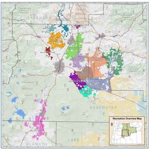 blm map oregon clickable map of blm lands in crook deschutes and