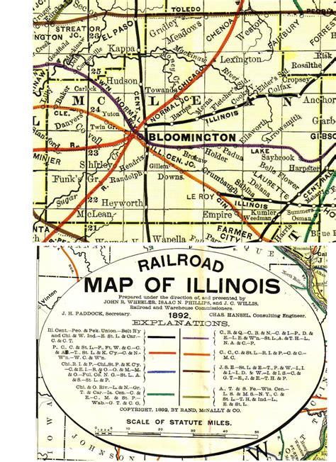 County Il Search Mclean County Ilgenweb Maps