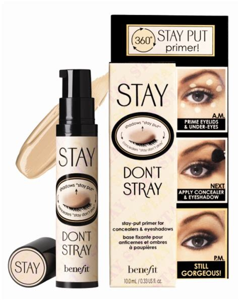 Product Review Dons Maidenform Lite by Product Review Benefit Stay Don T Stray Eye Primer