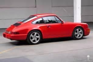 1990 Porsche 911 Price 1990 Porsche 911 2 964 C2 103 487 Guards