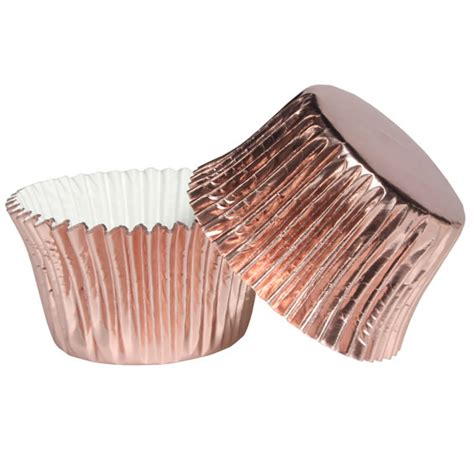 gold foil cupcake cases pack of 45 leyla s grad cupcake cases