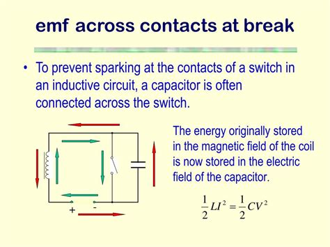 an inductor is connected across an oscillating emf the peak current through the inductor is 2 0 a ppt electromagnetic induction powerpoint presentation id 228996