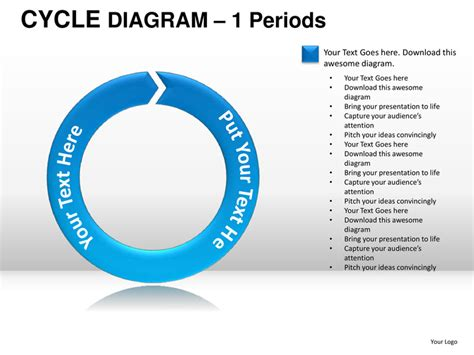 Cycle Diagram Powerpoint Presentation Templates Motorcycle Powerpoint Template
