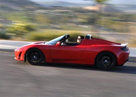 Top Speed Tesla Roadster 2010 Tesla Roadster Car Review Top Speed