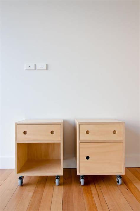 plywood bedside table make furniture plywood bedside table
