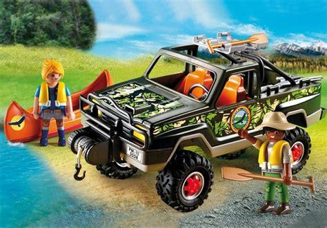 reddingsvest wiki playmobil set 5558 adventure pickup truck klickypedia