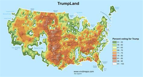 trump island trumpland vs clinton archipelago