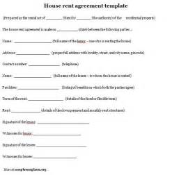 home rent 10 best images of house rental agreement template house