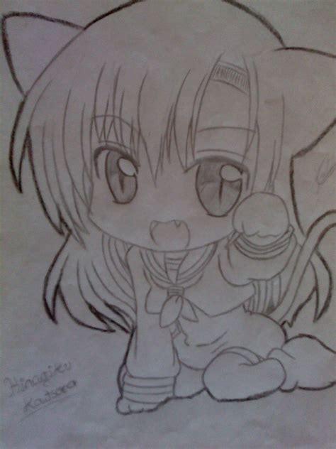 imagenes de nekos kawaii para dibujar mis dibujos y mi arte expresado a l 225 piz arte taringa