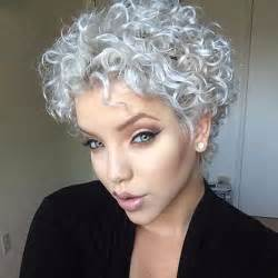 Curly Pixie Haircuts for 2018 & Pixie Short Hairstyle