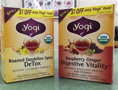 packaged grocery yogi tea detox roasted dandelion spice