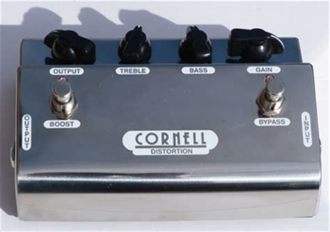 Paket Grinder Classic Rok Presso Booster cornell distortion pedal