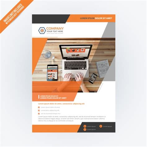 Web Brochure Templates by Brochure Template Design Vector Free Downl With Brochure
