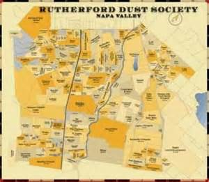 rutherford california map wine country maps on rick s winesite mcnees org winesite