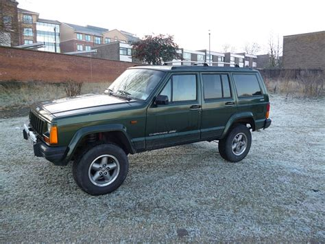 Jeep Xj For Sale Lhd Xj For Sale Uk Based Jeep Forum