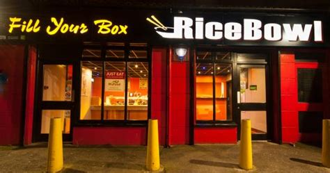Box Rice Bowl ricebowl fill your box derry restaurant reviews phone