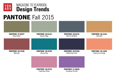 magazine layout trends 2015 fall pantone 2015 pantone 2015 fall cmyk colors