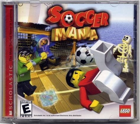 Soccer Mania awardpedia lego soccer mania