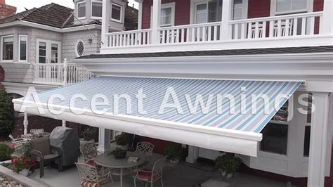 Patio Awning Cassette Retractable Patio Awnings Elite Cassette System