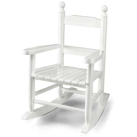 white wooden rocking chair wooden rocking chair for white ebay
