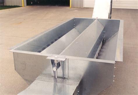incline drag conveyors honeyville metal