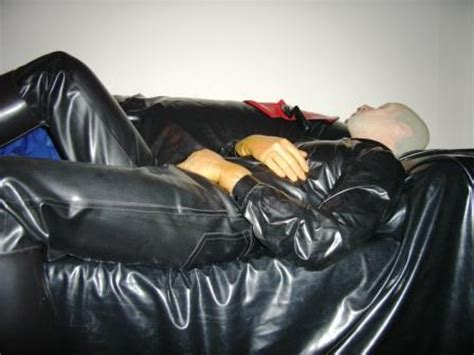Latex fetish Taking A Little Nap Fully Clad In My