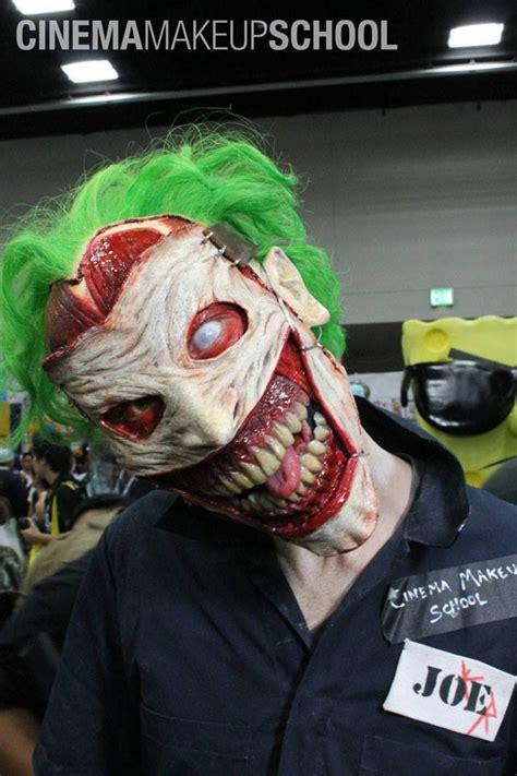 imagenes de joker new 52 insanely creepy new 52 joker face prosthetic and makeup