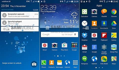 samsung galaxy s4 android 5 0 samsung galaxy s4 android 5 0 lollipop update previewed on phonedog