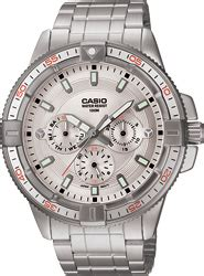 Casio Mtd 1069b 1a1v Analog Tali Karet standardanalog diver look series