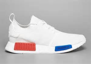 Adidas Originals Nmd R1 Runner Primeknit Zapatos Para Correr Negro Rosado Zapatos P 751 by Adidas Nmd Og