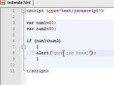 javascript tutorial document getelementbyid javascript tutorial 8 if statement youtube