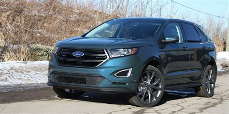 edge review 2016 ford edge sport reviews 2017 2018 best cars reviews