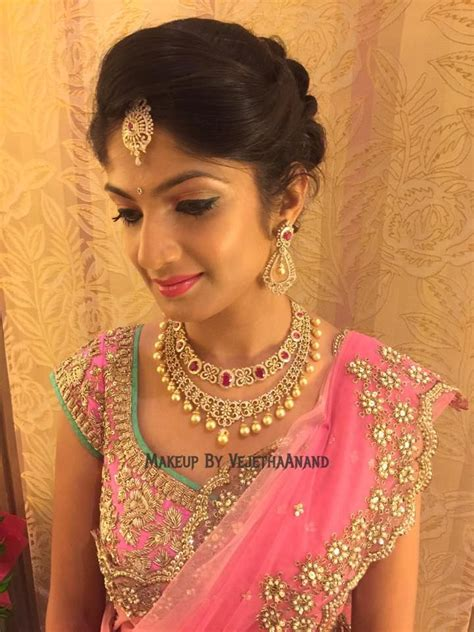 indian hairstyles on lehenga 1000 images about makeup on pinterest receptions