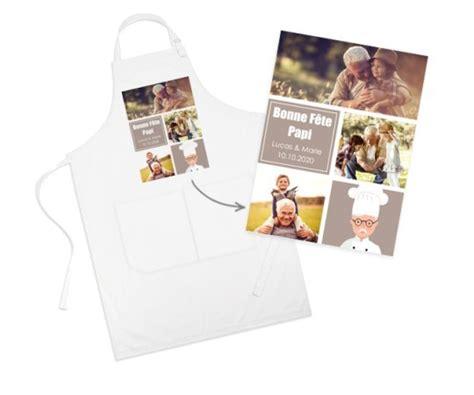 tablier cuisine enfant personnalisé idee deco 187 idees cadeaux noel grands parents 1000