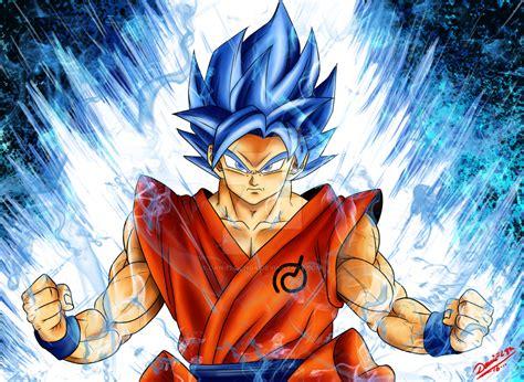goku ssj dios azul goku ssj dios azul by danielochoa on deviantart manuel