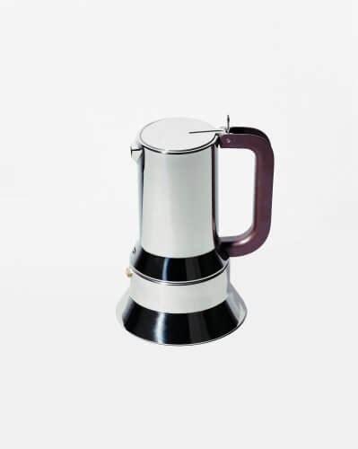 espressokocher alessi espressokocher edelstahl test