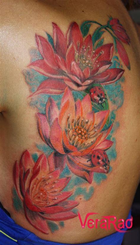 fiore di loto maori loto by sabina