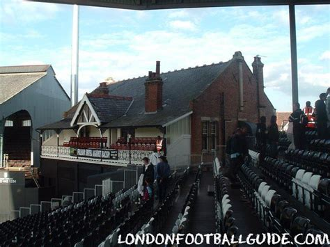 The Cottage Fulham by Londonfootballguide Craven Cottage Home Of Fulham Fc