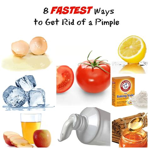 Get Rid Of by 8 Fastest Ways To Get Rid Of A Pimple