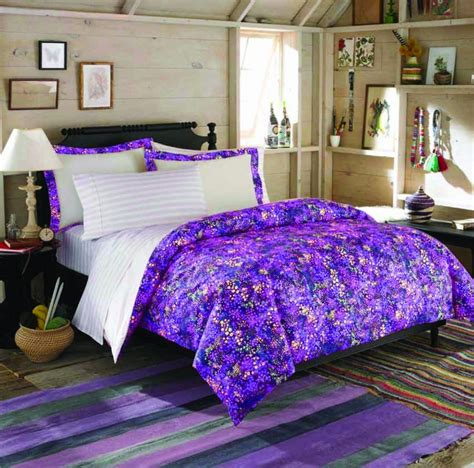 teenage bedding girls bedroom creative purple girl teen bedroom