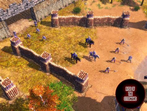 Rise Of Ottomans Ottoman Rise Mod 0 4 Second Mission Age Of Empires Iii Mods Gamewatcher