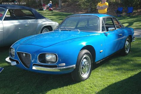 Alfa Romeo 2600 by 1965 Alfa Romeo 2600 Conceptcarz