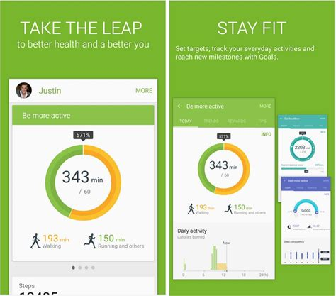 samsung s s health app is now available on the play store sammobile sammobile