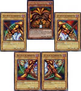 Exodia the forbidden one full secret rare set lcyw unlimited x1 ebay
